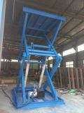 Der hydraulische stationäre Auto-Aufzug-Tisch Scissor Aufzug-Plattform-Automobil Scissor Aufzug