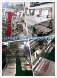 Automatische zwei Zeilen Weste-Beutel der Schicht-vier, der Maschine herstellt