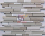 Glass Mosaic Tile (CFS645)를 가진 크림 Color Ceramic