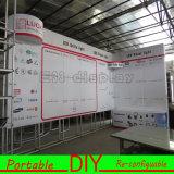 Горячая продавая рекламируя алюминиевая рамка стойки выставки
