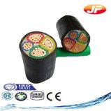 Câble d'alimentation de cuivre de PVC du câble 600V/1000V de conducteur