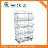 卸し売りプレフォームの倉庫の網の容器