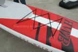 Planche de surfing de panneau de supp de chemin de couleur rouge à vendre