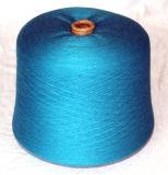 Ковер Farbic/пряжа шерстей шерстей яков вязания крючком тканья/овец Тибета естественная белая