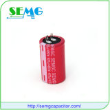 최신 판매 4500UF 25V 알루미늄 전해질 축전기 실행 축전기