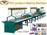 PVC molle Keychain/anello portachiavi che fa macchina
