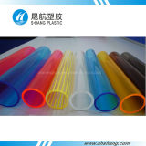 Покрашенные трубы поликарбоната пластичные акриловые для Artware и украшения