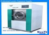 Trekker van de Wasmachine van de Wasserij van het Roestvrij staal van de Wasmachine van de hoge Capaciteit de Industriële