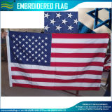 Fábrica Direct Hot Sale Custom Made bordado bandeira (M-NF16F05002)