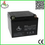 12V 24ahの太陽エネルギーシステムのための再充電可能な密封された鉛酸蓄電池