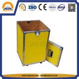 Caso ATA del transporte de aluminio de moda con la rueda Hf-1200