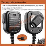 Radio-Zubehör-Handlautsprecher-Mikrofon für alle Marken-bidirektionaler Radio