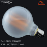 G80 LEDカラー球根のクリスマスの装飾LEDのフィラメントの霜の球根