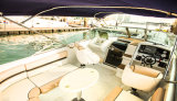 22 Fuß alle neues Fiberglas-Luxuxsport-Yacht-Boot