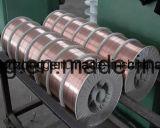 Провод заварки MIG СО2 поставкы Er70s-6 материальный Rolls связывает проволокой Er70s-6