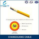 Cavo ottico Gjpfjv del fornitore della Cina del rifornimento della multi di scopo di distribuzione fibra dell'interno stretta professionale del buffer