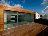 Сползающ французскую дверь складчатости коммерчески алюминиевое Windows и двери