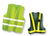 Cinta reflexiva de la alta visibilidad de PVC/Pet para el chaleco de la seguridad