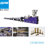 Linha de produção da tubulação do HDPE da eficiência