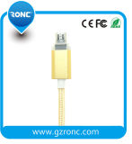 2016 neuer Golden Data Charging Cable USB Cable für iPhone