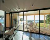 Fabbrica di alluminio della finestra di scivolamento di Framd di buona qualità