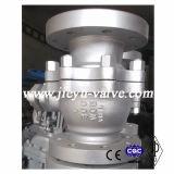 Válvula de bola de paso completo (WCB CF8 CF8M CF3 CF3M)