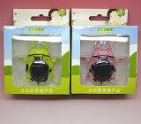 Зеленая энергия ягнится насекомое Coccinella Septempunctata 211-5 игрушки подарка интеллектуальное DIY солнечное
