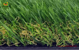 Unité centrale desserrant l'herbe artificielle pour le jardin