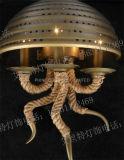Lâmpada decorativa Home do pendente do metal para a cabeceira