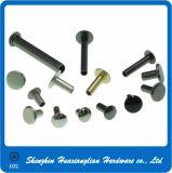 고급장교 또는 Aluminum/Steel Semi-Tubular Rivet