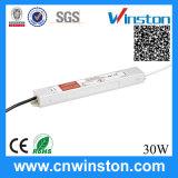 Serien Lpv-30 imprägniern LED-Fahrer-Schaltungs-Stromversorgung mit CER