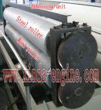 Máquina que raja del pequeño de la bobina rodillo del papel