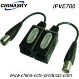 CCTV Rg59 감언 케이블 1 채널 수동적인 IP 사진기 증량제 (IPVE700)