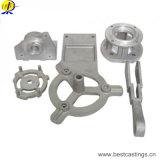 Pezzo fuso di alluminio di precisione su ordinazione dell'OEM