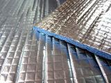 Aislante incombustible de la espuma de la espuma de aluminio XPE de Laminatin de la hoja del aislante de calor del material de construcción