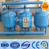 Flaches Medium Sand Filter für Industrial Circulating Water