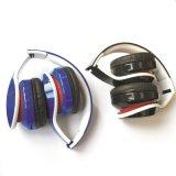 Receptor de cabeza sin hilos de Bluetooth del receptor de cabeza estéreo plegable de la alta calidad