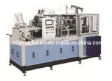 Copo de papel automático que dá forma à maquinaria