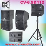 Cvr sistema de columna de matriz Sub-Bass System + Mini Line Array Speaker