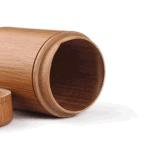 Коробка бамбука логоса гравировки оптовой деревянной коробки кораблей творческая изготовленный на заказ