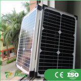 Panel solar portátil Kit de panel solar plegable 28W con la certificación del CE
