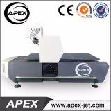 Impressora Flatbed UV do tamanho A2 com venda quente do diodo emissor de luz! Configuração elevada