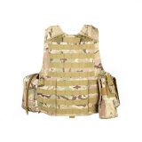 600d Airsoft Assault Strike Plate Carrier Tactical Molle Vest