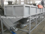PE/PP Scrap Washing와 Granule Making Machine