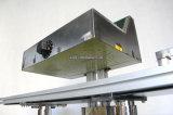 Máquina plástica del lacre de la cápsula de la tapa del papel de aluminio
