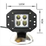 アルミニウムハウジング12V 20Wは台紙LED作業ランプ自動ATV SUVのトラックLED作業ライトをフラッシュする