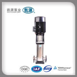 Pompe à eau centrifuge verticale d'acier inoxydable d'AISI 304