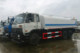 6X6 Dongfeng 15000L Wasser Bowser LKW