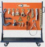 Enderezadora aprobada Es806 del chasis del equipo de la reparación de la carrocería de coche del Ce