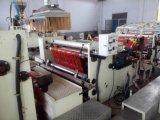 Papier automatique d'occasion et machine feuilletante chaude de film